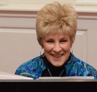 Accompanist Kathy Bonnett